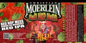 Red Hop Mess by Christian Moerlein Brewing