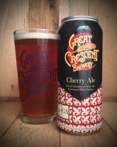 Great Crescent - Cherry Ale