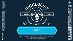 Rhinegeist-Haka