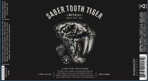 Rhinegeist - Saber Tooth Tiger