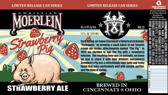 Image result for strawberry pig beer