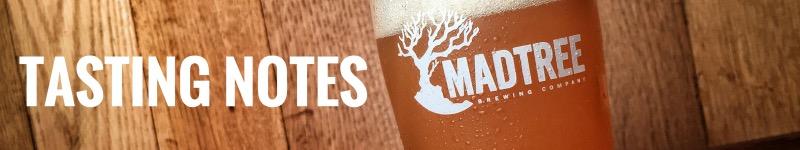 MadTree Beer Tasting Notes