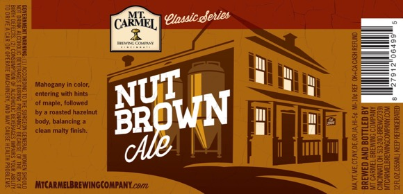 Mt. Carmel Nut Brown Ale