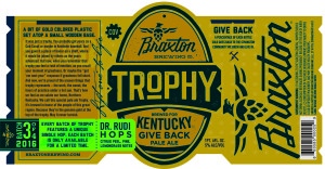 Trophy Dr Rudi Hops