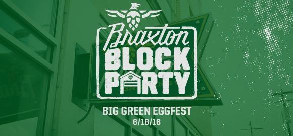 Braxton's Summer Block Party