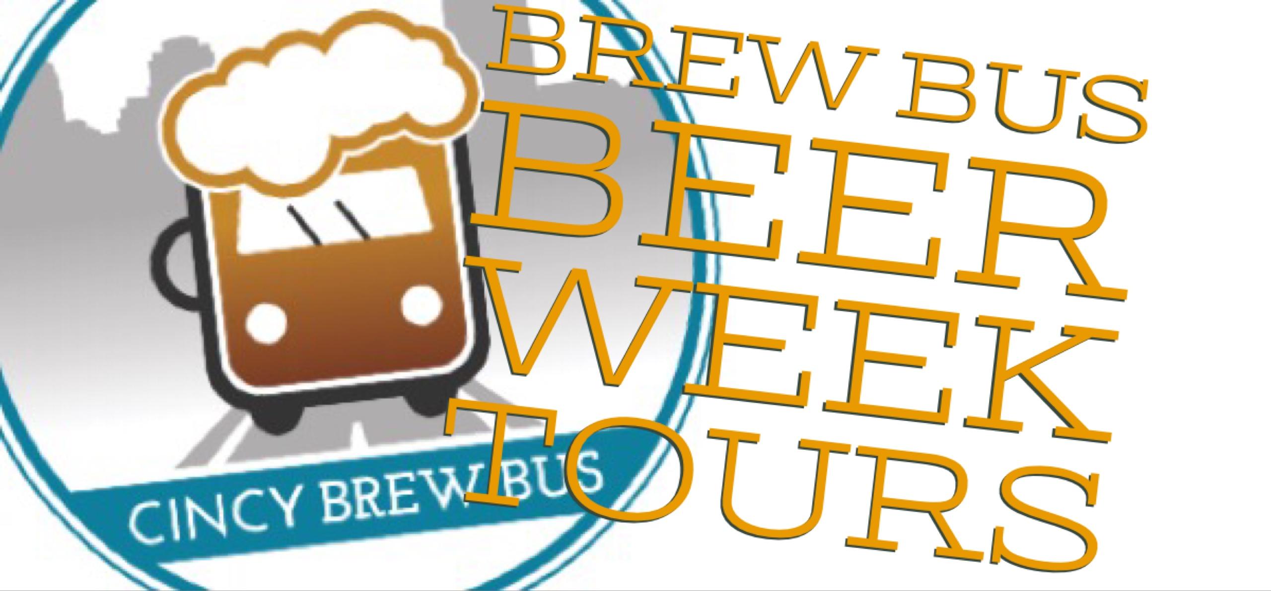 Cincy Brew Bus Beer Week