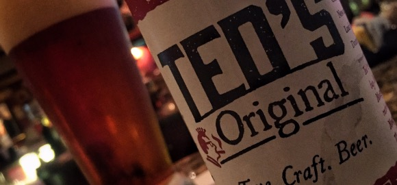 Ted's Original Ale Cover