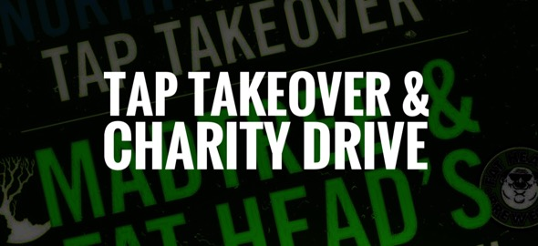 Tap Takeover Charity Event