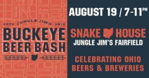 Jungle Jim's Buckeye Beer Bash @ Jungle Jim's International Market Fairfield | Fairfield | OH | United States