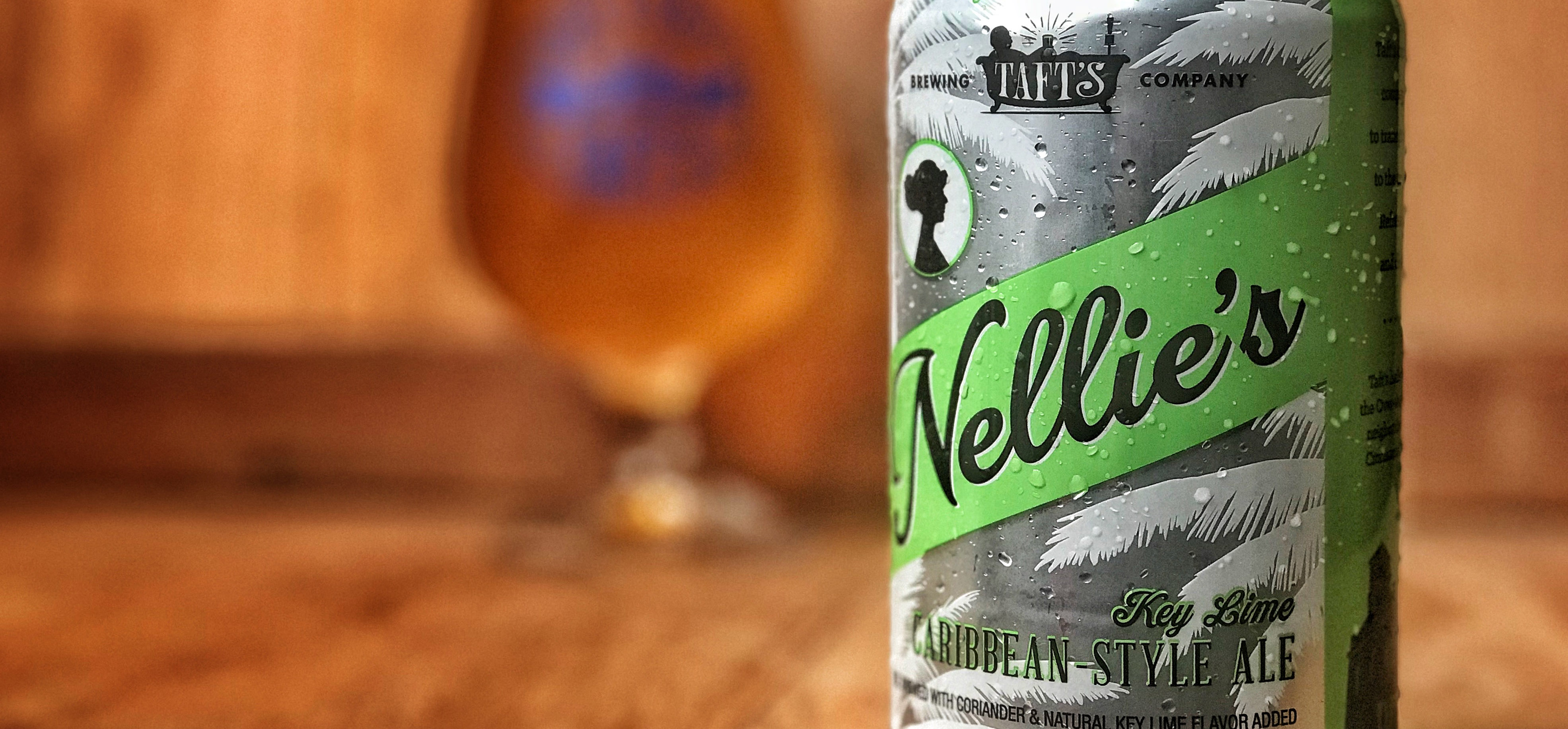 tafts ale house nellie u0026 39 s key lime caribbean ale