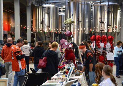 Art on Vine - Holiday Gifts Sale @ Rhinegeist | Cincinnati | OH | United States
