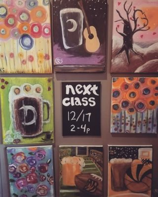 Paint and Pint @ Darkness Brewing   Bellevue   KY   United States