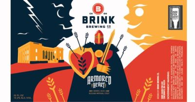 Armored Heart - 1st Bottle Release @ Brink Brewing Co | Cincinnati | OH | United States