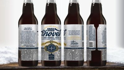 Snow Shovel Tapping & Bottle Release @ Braxton Brewing Company | Covington | KY | United States