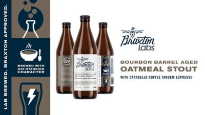 Bourbon Barrel Aged Oatmeal Stout Bottle Release @ Braxton Labs | Newport | KY | United States