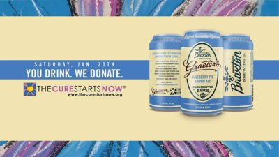 The Cure Starts Now Benefit! @ Braxton Brewing Company | Covington | KY | United States