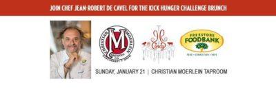 Kick Hunger Challenge Brunch @ Christian Moerlein Brewing Co. | Cincinnati | OH | United States
