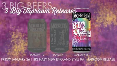 New Brew Friday! Round 3: Big Hazy NE Style IPA @ Christian Moerlein Brewing Co. | Cincinnati | OH | United States