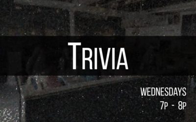 Wednesday Live Trivia @ Darkness Brewing | Bellevue | KY | United States