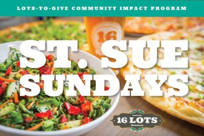 St. Susanna Sundays! @ 16 Lots Brewing Company   Mason   OH   United States