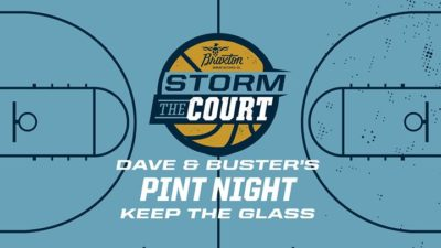 Storm the Court & Keep the Glass @ Dave & Buster's Florence | Florence | KY | United States