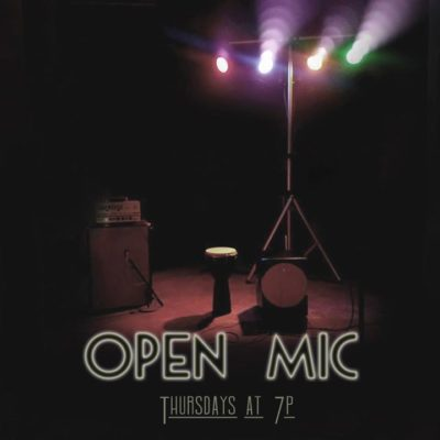 Open Mic @ Darkness Brewing | Bellevue | KY | United States