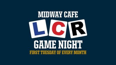 Left Right Center Game Night @ Midway Cafe Fort Thomas | Fort Thomas | KY | United States