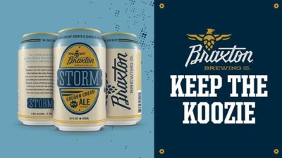 Buy a Storm - Keep the Koozie @ Molly Malone's Highlands   Louisville   KY   United States