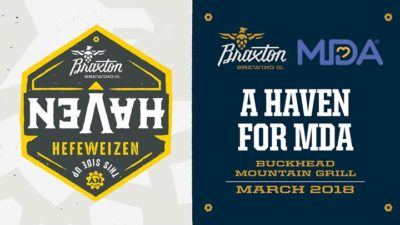 A Haven For MDA @ Buckhead Mountain Grill