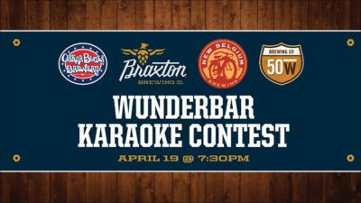 Battle of the Breweries Karaoke @ Wunderbar Covington | Covington | KY | United States