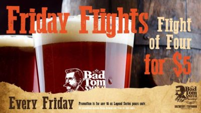 Flight of Four for $5
