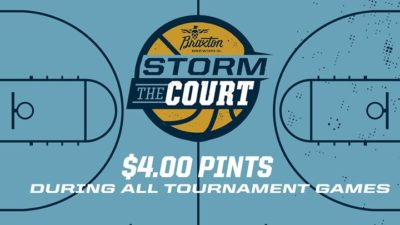 Storm the Court Pint Special @ Strasse Haus | Covington | KY | United States