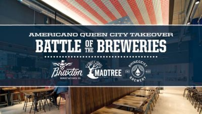 Americano Battle of the Queen City Breweries @ Americano | Cincinnati | OH | United States