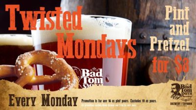 Pint & Pretzel for Only $8