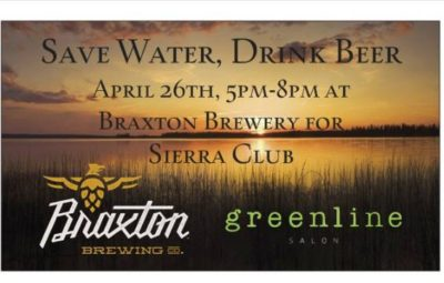 Save Water, Drink Beer @ Braxton Brewing Company | Covington | KY | United States