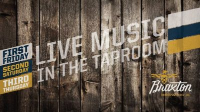 Third Thursday Live Music! @ Braxton Brewing Company | Covington | KY | United States