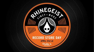 Record Store Day + Slow Jam Release @ Shake It Records | Cincinnati | OH | United States