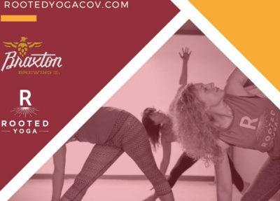 Yoga At Braxton @ Braxton Brewing Company | Covington | KY | United States