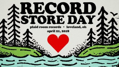 Record Store Day 2018 at Plaid Room! @ Plaid Room Records | Loveland | OH | United States