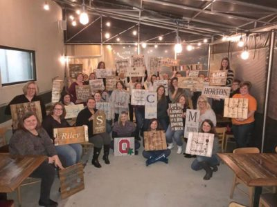 Paint a Wood sign or Tray @FigLeaf Brewing Company! @ FigLeaf Brewing Company | Middletown | OH | United States