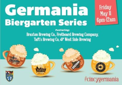 Germania Biergarten Series @ Germania Society | Cincinnati | OH | United States
